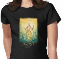 Sorceress Womens Fitted T-Shirt