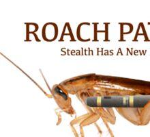 ROACH PATROL Sticker