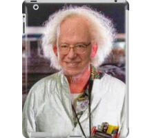 Bern To The Future iPad Case/Skin