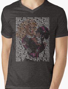 ru girls Mens V-Neck T-Shirt