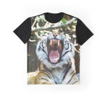 Hear Me Roar (Tiger) Graphic T-Shirt