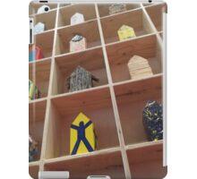 Little boxes iPad Case/Skin