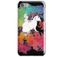 Barf the Rainbow iPhone Case/Skin