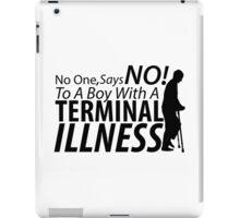 Terminal Illness iPad Case/Skin