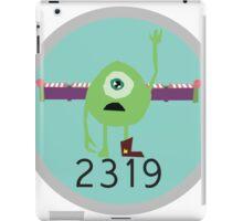 2319 Monsters Inc iPad Case/Skin