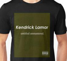 Kendrick Lamar- Untitled, unmastered Unisex T-Shirt