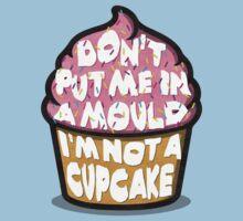 No Cupcake One Piece - Short Sleeve