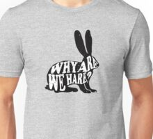 Existential Hare Unisex T-Shirt
