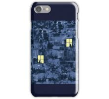 Windows  (Two Cats) iPhone Case/Skin
