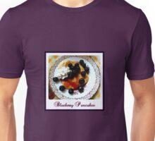 Blueberry Pancakes Unisex T-Shirt