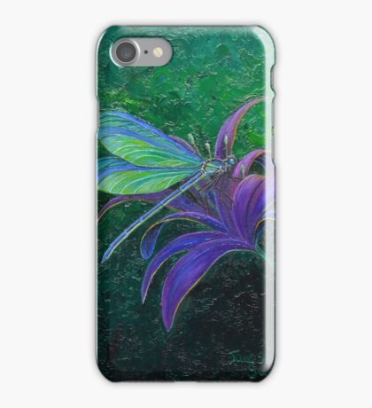 """""""Dragonfly Dreams"""" iPhone Case/Skin"""
