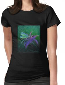 """Dragonfly Dreams"" Womens Fitted T-Shirt"