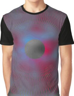 Spirograph Fade Graphic T-Shirt