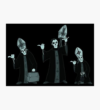 beware of hitchhiking ghosts Photographic Print