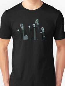 beware of hitchhiking ghosts Unisex T-Shirt