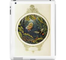 Butterfly and bumblebee iPad Case/Skin