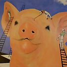 We Should Paint a Big Baby Pig by Tom Norton