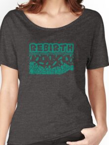 REBIRTH Women's Relaxed Fit T-Shirt
