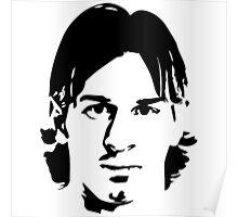 Messi - record man Poster