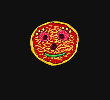 Funny pizza face Unisex T-Shirt