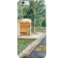 Canberra Bus Stop Richardson iPhone Case/Skin