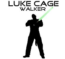 Luke CageWalker Photographic Print