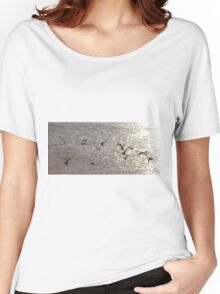 The Birds....!! Women's Relaxed Fit T-Shirt