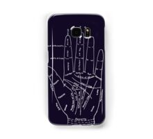 Chart of the Hand - fortune-telling Samsung Galaxy Case/Skin