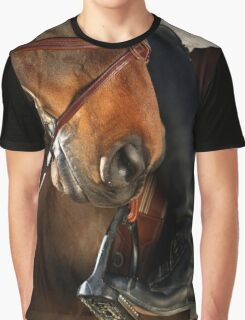 Ridding Graphic T-Shirt