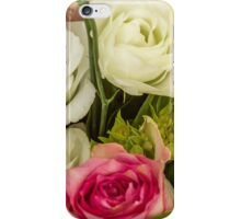 Two white roses iPhone Case/Skin