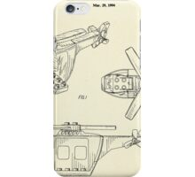 Lego Helicopter-1994 iPhone Case/Skin