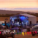 Beechworth Music Festival  by Natalie Ord