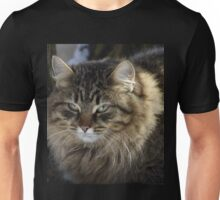grumpy or annoyed Unisex T-Shirt