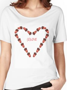 (G)LOVE Women's Relaxed Fit T-Shirt