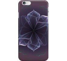 Amethyst Ornate Blossom in Soft Pink iPhone Case/Skin