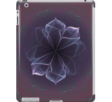 Amethyst Ornate Blossom in Soft Pink iPad Case/Skin