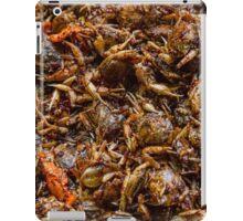 Fresh Crab Korean Market iPad Case/Skin