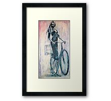 She Wolf  Framed Print