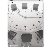 Time Up iPad Case/Skin
