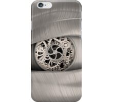 Grey Look iPhone Case/Skin