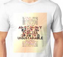Muse Unsustainable version 2 Unisex T-Shirt