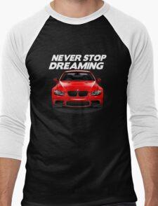Bmw Never Stop Dreaming Men's Baseball ¾ T-Shirt