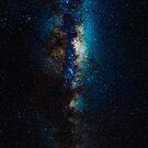 Milky Way over Wanaka by Neville Jones