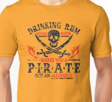 rum pirate 2 Unisex T-Shirt