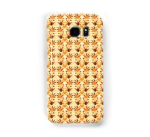 Thanksgiving hands and hearts pattern Samsung Galaxy Case/Skin