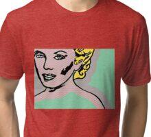Bombshell  Tri-blend T-Shirt