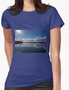 Mirror Image at St Helens Womens Fitted T-Shirt