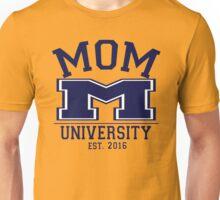 Mom University EST. 2016 Unisex T-Shirt