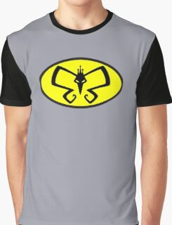 Monarch to the Rescue? Graphic T-Shirt