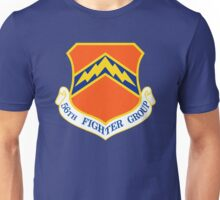 56th Fighter Wing Shield Unisex T-Shirt